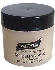 Graftobian Modeling Wax Flesh Color 1 oz by Graftobian