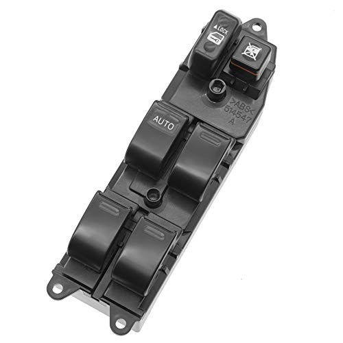 84820-12340 84820-42060 84820-60110 Power Window Switch for Toyota Corolla RAV4 7AFE 4AFE 3ZZFE(Shipped from US Warehouse)
