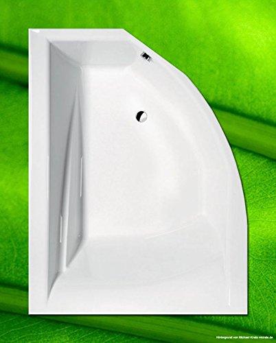 Badewanne 170x130 HOTANDEM - Acryl ASYMETRISCH L