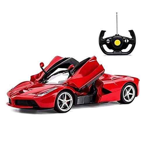 Control de juguete eléctrico controlado Control remoto Racing Racing Drift Puerta Abierta Juguetes Deriva 4WD Boys Girls Holiday Birthday regalos 1/14 Regalos de cumpleaños Concurso para niños pequeño