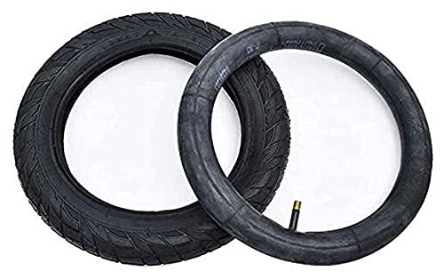 Neumáticos de scooter eléctrico, 8 1 / 2X2 neumáticos internos y externos, antideslizantes ensanchados, adecuados para neumáticos de scooter eléctrico M365, neumáticos de repuesto para scooter eléctri