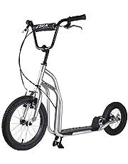 STIGA Air Scooter SA Scooter met handrem en 16 inch luchtwielen voor volwassenen en kinderen