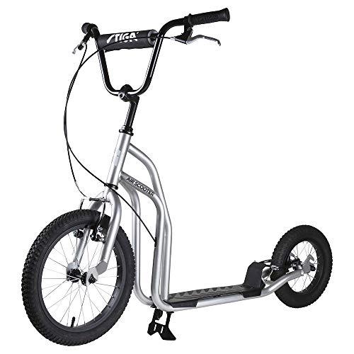 STIGA Air Scooter 16' Plata