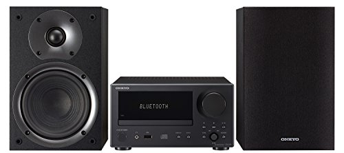 Onkyo CD Receiver System Black (CS-375)