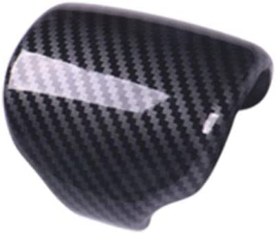 Air Conditioning knob Panel MAXMILO for CR-V Air Conditioning knob Panel Cover Interior Carbon Fiber ABS Moulding for Honda CRV 2017 2018 2019 2020 2021