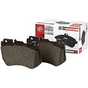Ferodo FDB4003 Brake Pad Set, disc brake - (set of 4):Viralinfo