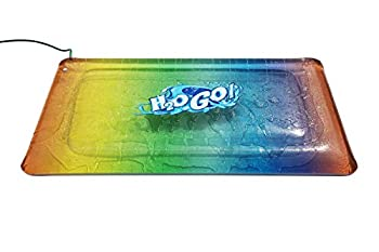H2O GO Color Splash Inflatable Water Blobz  9 2  x 6 1