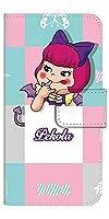 [OPPO A52020] スマホケース 手帳型 ケース デザイン手帳 オッポ エー5 2020 8164-D. どこでもペコラ かわいい 可愛い かっこいい 人気 柄 ケータイケース 不二家 ペコラ ミルキー グッズ