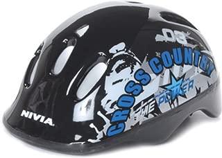 Nivia Cross Country Helmet-Black