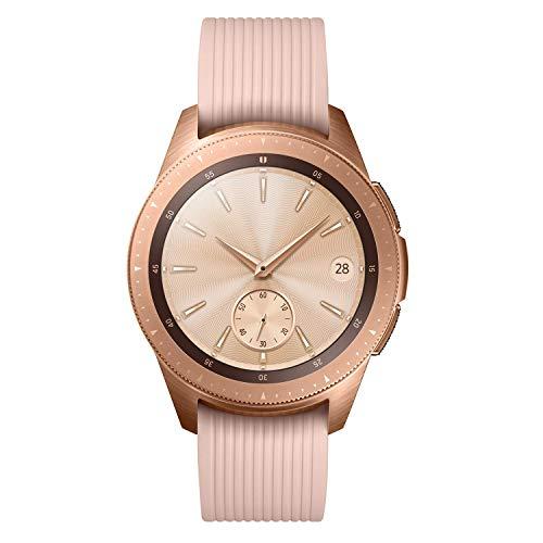 Galaxy Watch 42mm/ローズゴールド【Galaxy純正 国内正規品】 Samsung スマートウォッチ iOS/Android対応 SM-R81010218JP