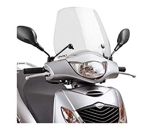 Windschild Puig Traffic Honda SH125i 07-08, SH150i 07-08, SH300i Scoopy 07-10 klar