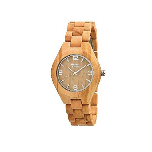 Orologio donna in legno Green Time ZW059B collezione Spring 2017