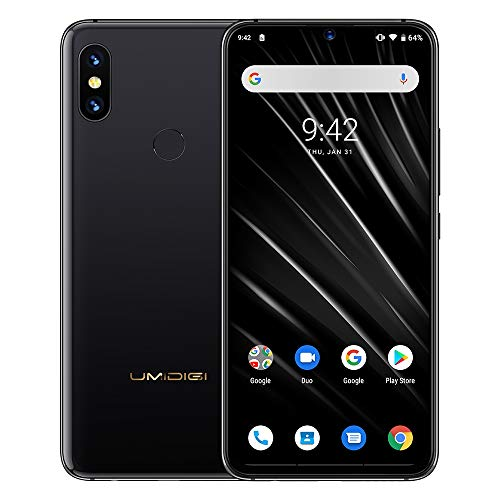UMIDIGI S3 Pro 6GB+128GB 5150mAh Battery 6.3 inch Android 9.0 MTK Helio P70 4xCortex-A73 up to 2.1GHz, 4xCortex-A53 up to 2.0GHz GSM & WCDMA & FDD-LTE