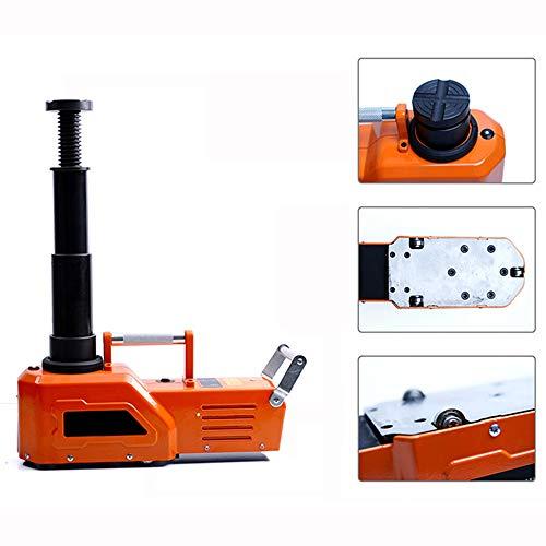 RDW 4.5T elektrohydraulische Multifunktions- 12v Wagenheber tire Pumpe und LED-Taschenlampe, Reifenluftpumpe DREI-in-eins-Autoreparaturwerkzeug für Reifenwechsel