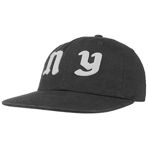 HUF Gorra Cities Strapback de Beisbol (Talla única - Negro)