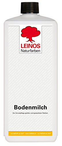 Leinos Holz - Bodenmilch Nr. 920, 1 Liter