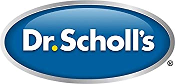 Dr Scholl's Stylish Step Clear Cushioning Insoles for Flats 1 Pair Size 6-10