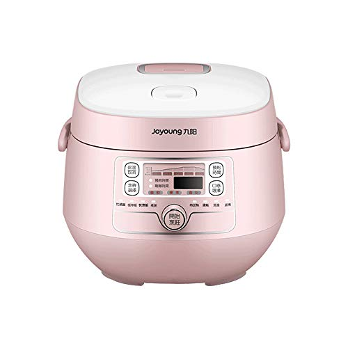 Best Buy! Joyoung Smart Rice Cooker JYF-20FS987M -Mini Multi-use with Timer for Cooking, Soups, Stew...