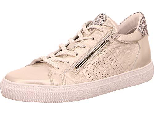 Maca Kitzbühel Sneaker Größe 41 EU silvergold