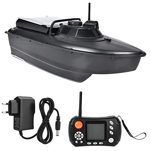 Keen so Barco de Pesca RC para Encontrar Peces, piloto automático GPS Sonar Control Remoto Señuelo de Pesca inalámbrico Cebo Buscador de Peces con luz Nocturna