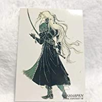 ファイナルファンタジーⅦ セフィロス カード 天野喜孝 Sephiroth