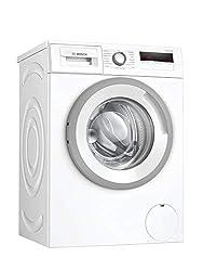Bosch WAN28122 Serie 4 Waschmaschine Frontlader / D / 69 kWh/100 Waschzyklen / 1388 UpM / 7 kg / Weiß / AllergiePlus / ActiveWater™ Mengenautomatik