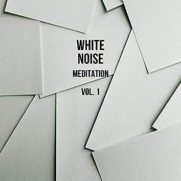 White Noise Meditation Vol. 1, The White Noise Zen & Meditation Sound Lab