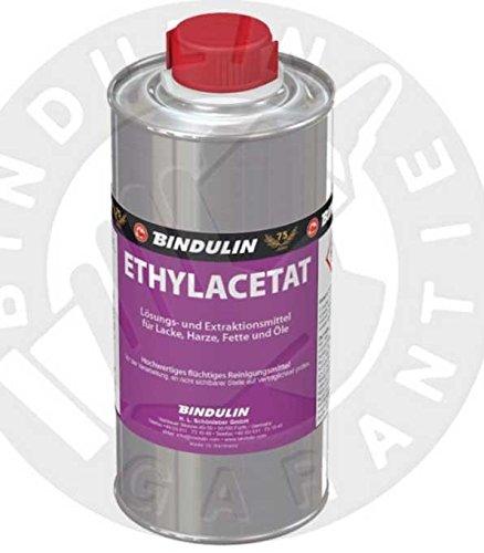 Ethylacetat flüchtiges Reinigungsmittel 250 ml 99,95% rein inkl. 1 elastisches Microfasertuch von E-Com24