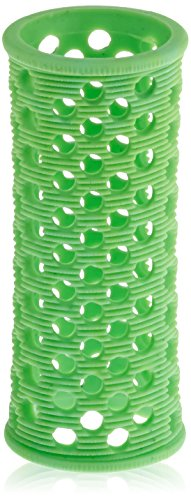 Efalock Professional Superflachlockwickler, 25 mm, grün, 1er Pack, (1x 10 Stück)
