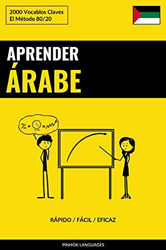 Aprender Árabe - Rápido / Fácil / Eficaz: 2000 Vocablos Claves