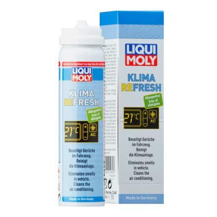 Liqui Moly Klima Refresh allergenfrei Reinigung Parfümöl Klimaanlage Reiniger Klima 75 ml