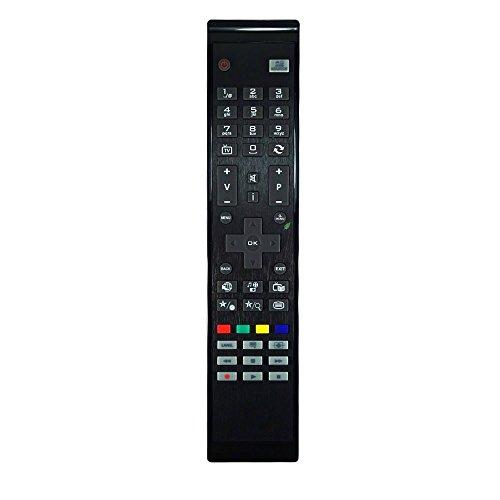 Telefunken, RC-4822 Original-TV-Fernbedienung für spezifische Telefunken-Modelle