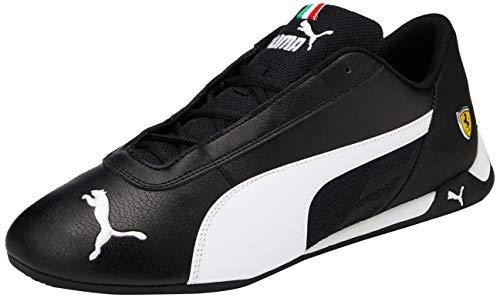 PUMA SF R-Cat, Zapatillas Hombre, Negro Black White Black, 43 EU