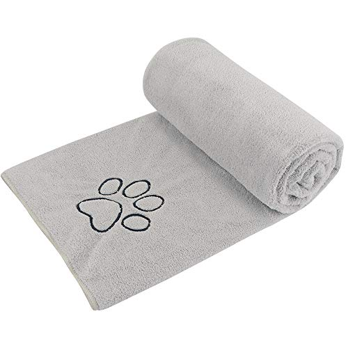 Best Towel for Dog Paws