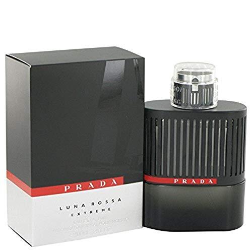 Prada Luna Rossa Extreme Eau de Parfum Spray, 1.7 Ounce