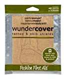 Wundercover 2.0: Tattoo Covers & Blister preventers, 48 pcs to Hide Skin Spots, Medium Beige