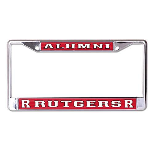 Rutgers University Alumni License Plate Frame