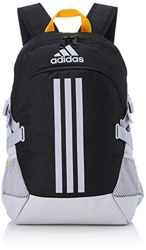 adidas Kinder Rücksack Bp Power V Rücksack, Black/Glogry/Actgol, 1size, GE3328