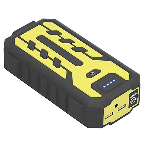 minifinker Cargador de batería USB, Fuente de alimentación de iluminación de Uso Amplio para Barcos para Motocicletas(Estándar Europeo 220V, Oro)