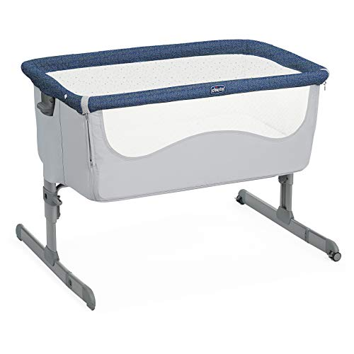 Amazing Deal Chicco 2019 Next2Me Cot for All Beds Unisex Spectrum