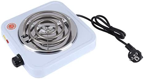 DERCLIVE Max 83% OFF Electric Single 2021 new Coil Burner Cooktop Portable Plate Hot