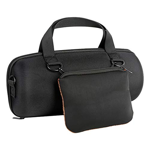 Tharv❤ Hard Travel Shoulder Bag Storage Case Cover for JBL Xtreme 2 Bluetooth Speaker Black