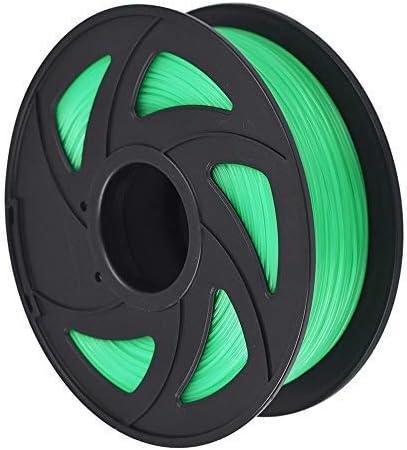 lowest 3D Printer Filament - 1KG(2.2lb) 2021 1.75mm new arrival / 3 mm, Dimensional Accuracy PLA Multiple Color (Transparent Green,1.75mm) sale