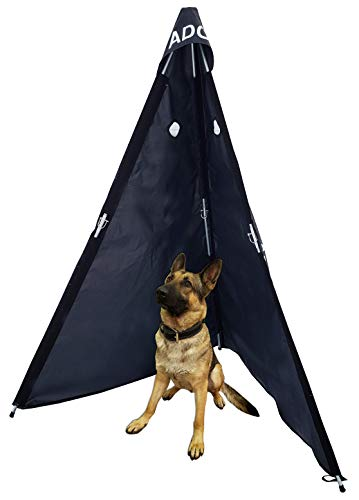 Activedogs IGP IPO Schutzhund Collapsible 8' Protection Blind - Easy to Transport