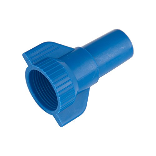 Gardner Bender GIDDS-630337 10-089 WingGard Twist, 14-6 AWG, Electrical Nut, 50 pk, Blue Wire Connector, 50 Pack, Count
