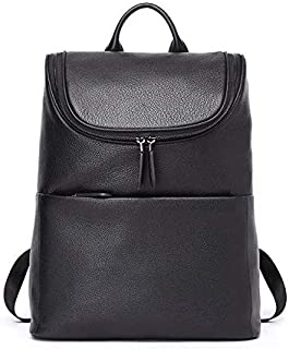 Mifan Customized Natural Genuine Leather Casual Backpack Bag
