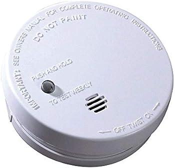 Kidde Model Ionization sensor Compact Smoke Detector Alarm