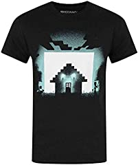 Minecraft Camiseta para Hombres