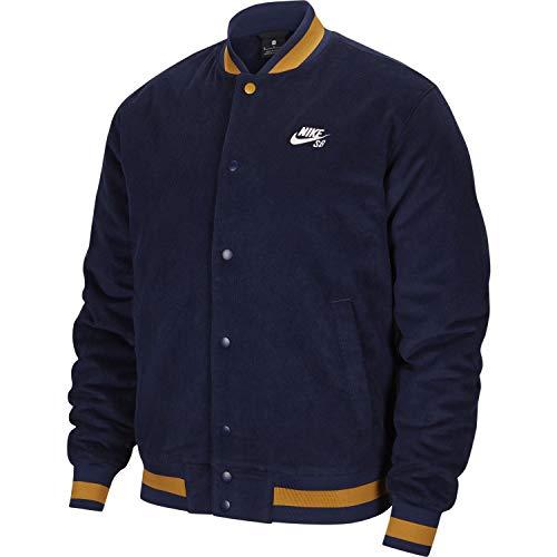 Nike SB Corduroy Skate Bomber Jacke für Herren (L)