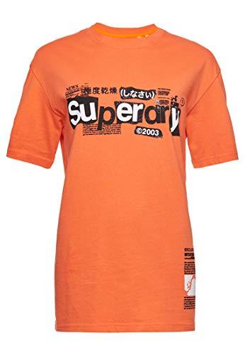 Superdry Heren Energy Extra Super 5 Tee